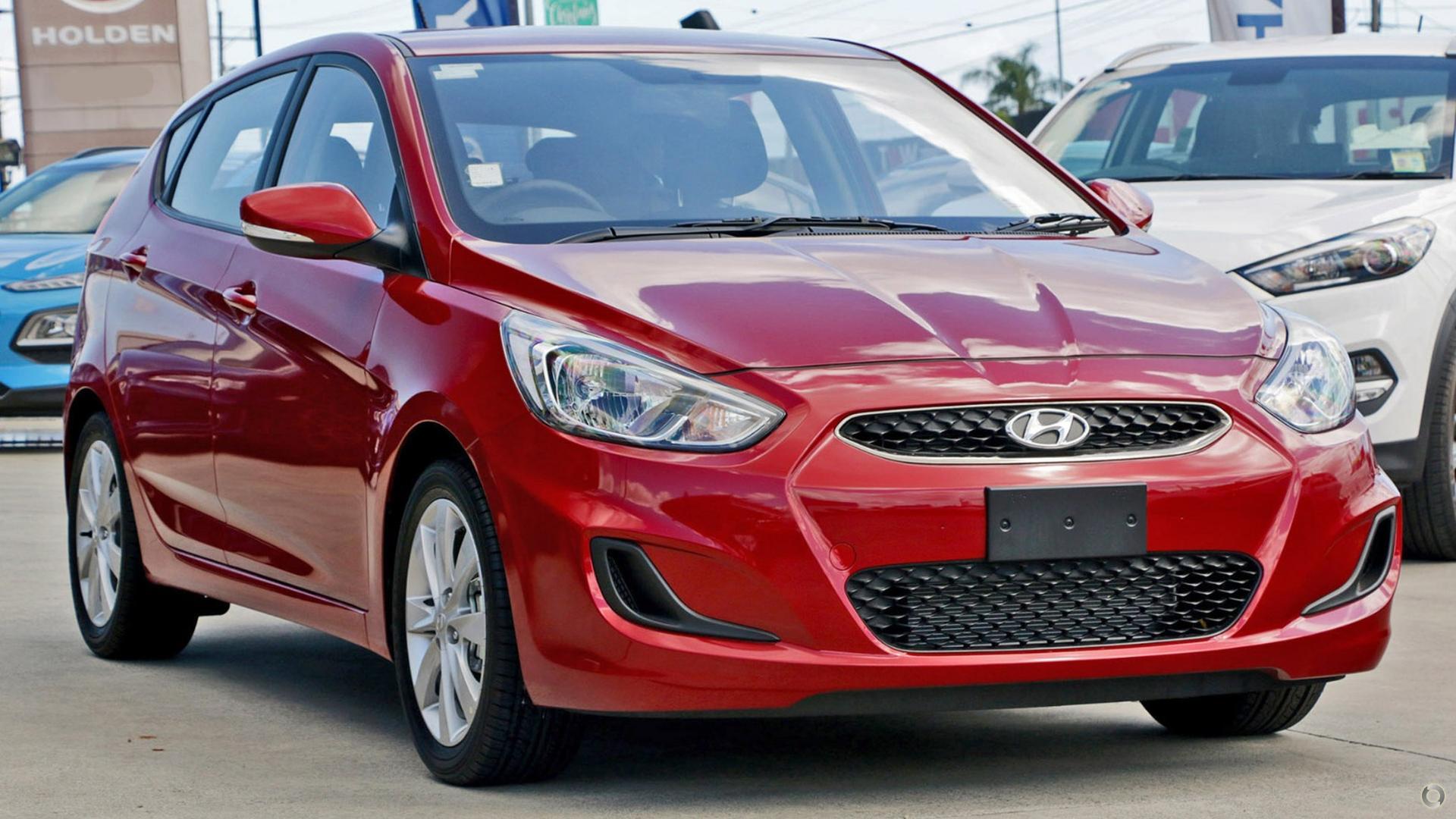 2019 Hyundai Accent Sport