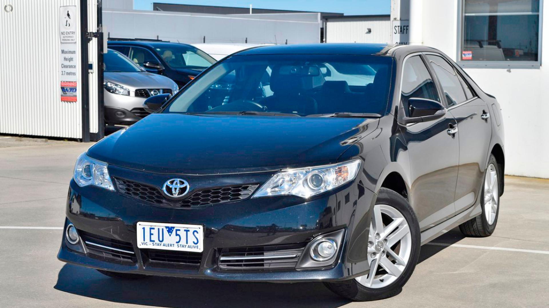 2014 Toyota Camry ASV50R