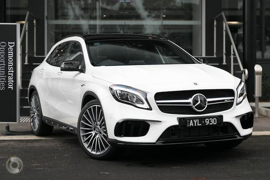 2018 Mercedes-Benz GLA 45