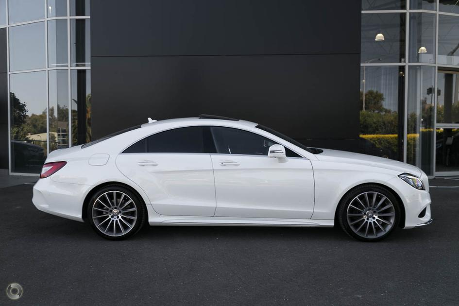 2016 Mercedes-Benz CLS 250 Coupe