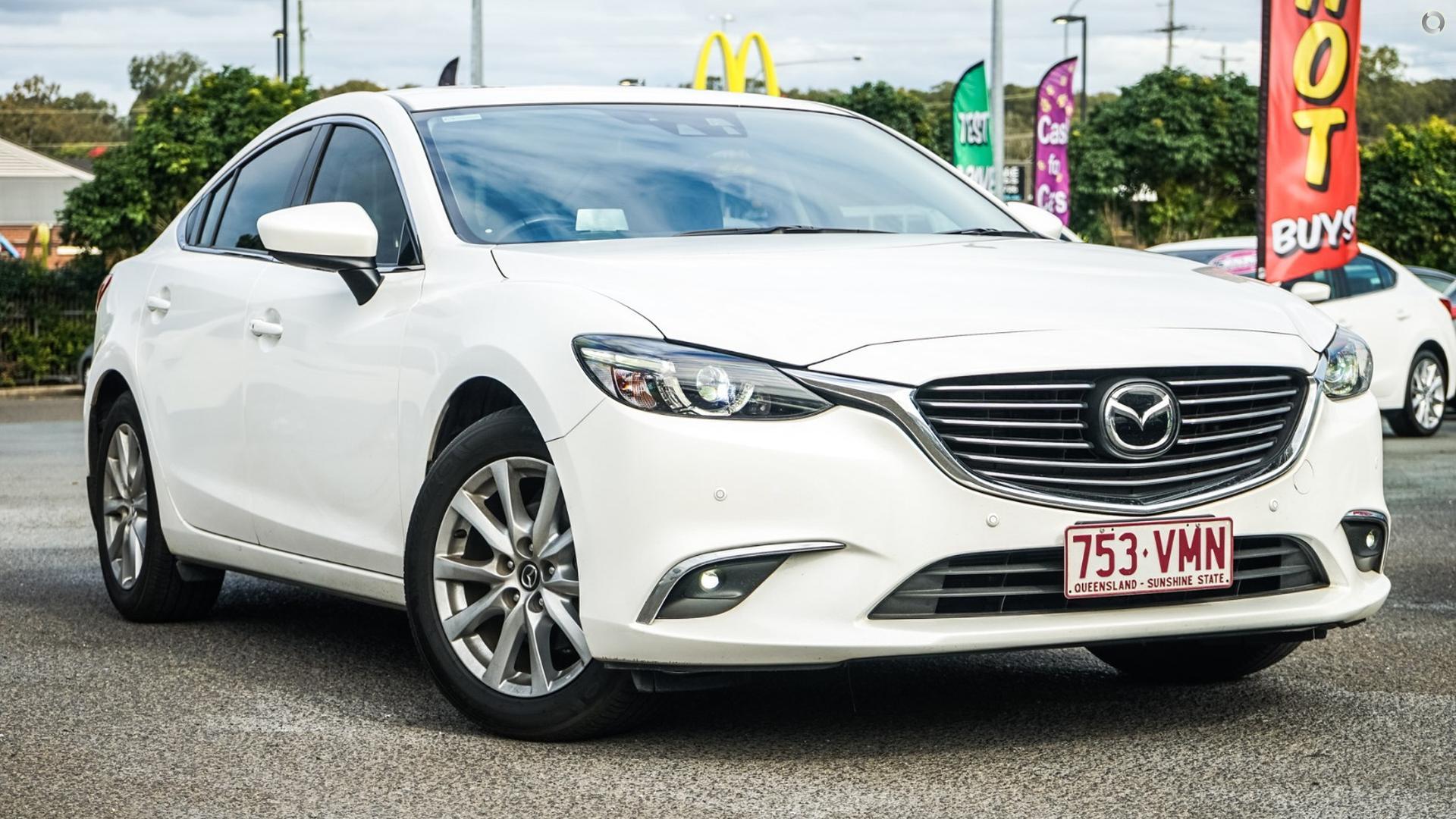 2015 Mazda 6 Atenza