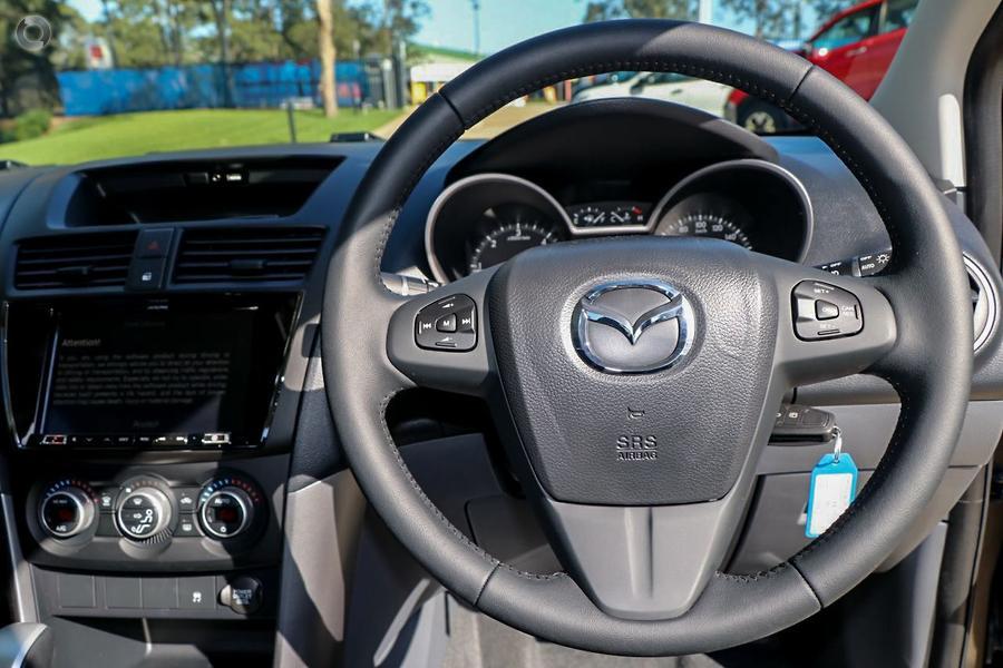 2017 Mazda Bt-50 XTR Hi-Rider UR