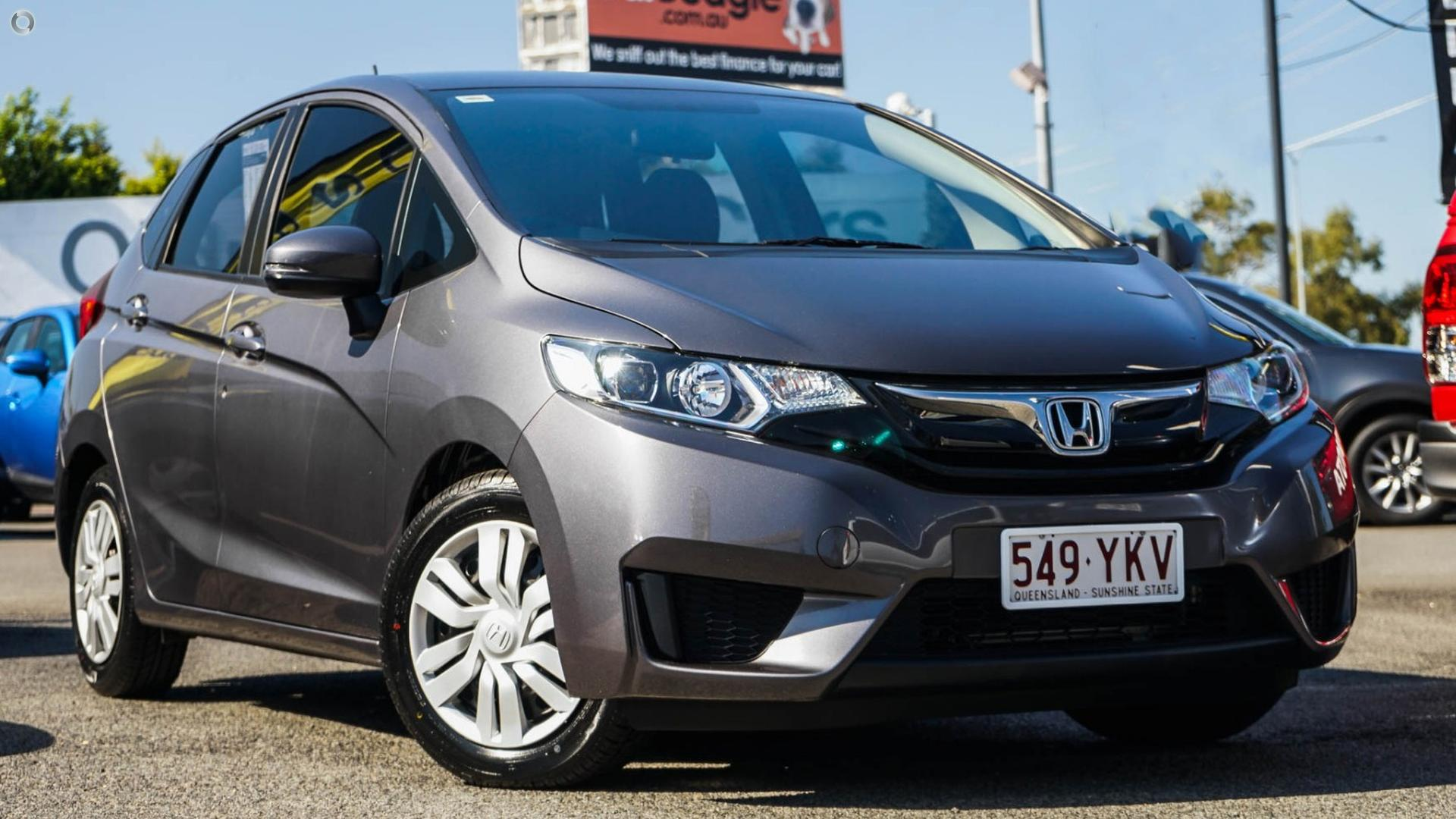2015 Honda Jazz Vti