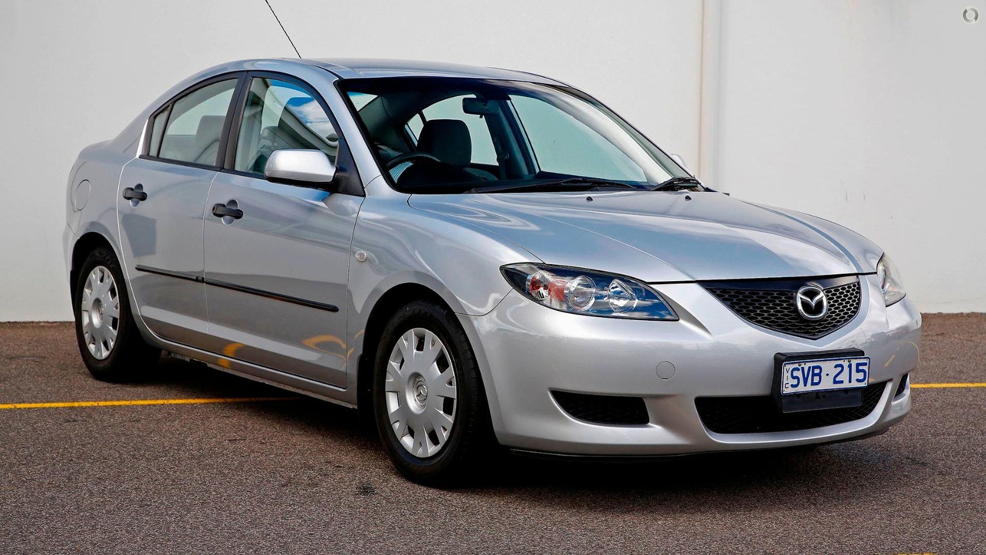 2004 Mazda 3 BK Series 1