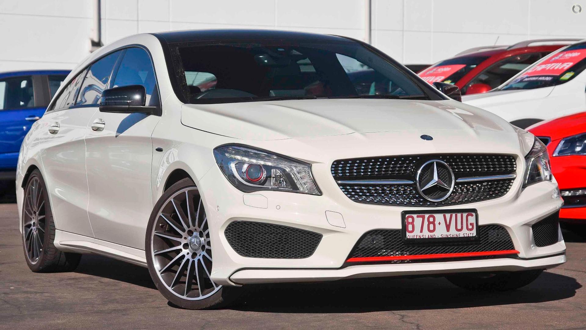 2015 Mercedes-benz Cla250 Sport