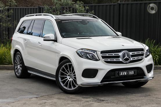 2017 Mercedes-Benz <br>GLS 350