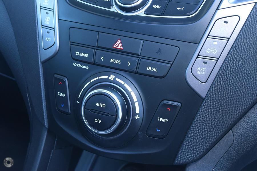 2013 Hyundai Santa Fe Highlander DM