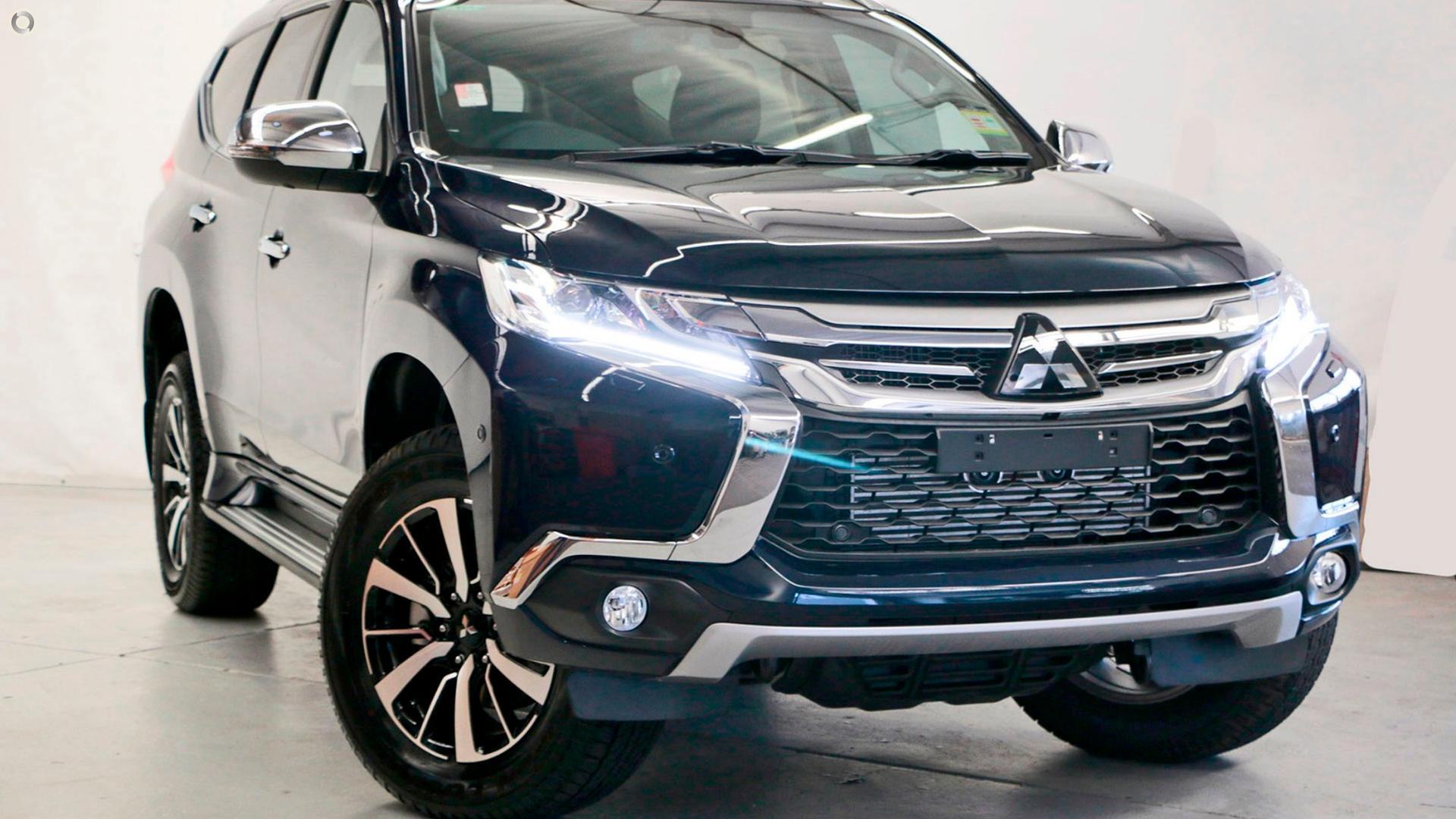 2019 Mitsubishi Pajero Sport QE