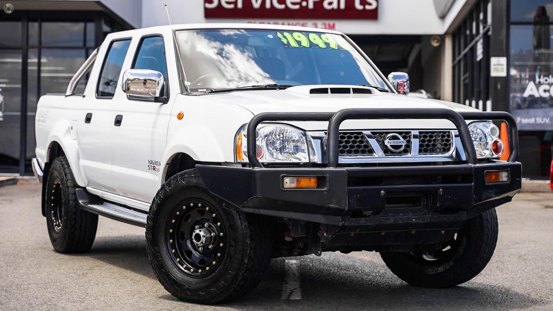 2012 Nissan Navara ST-R