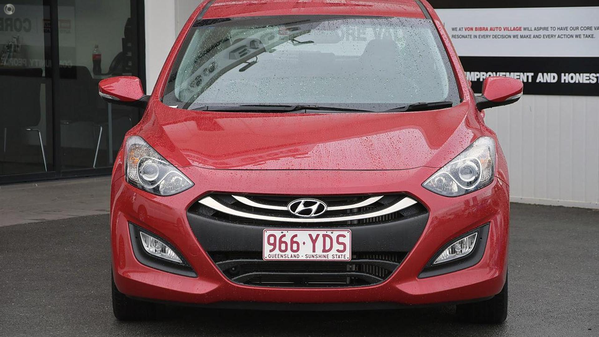 2014 Hyundai I30 Trophy GD2