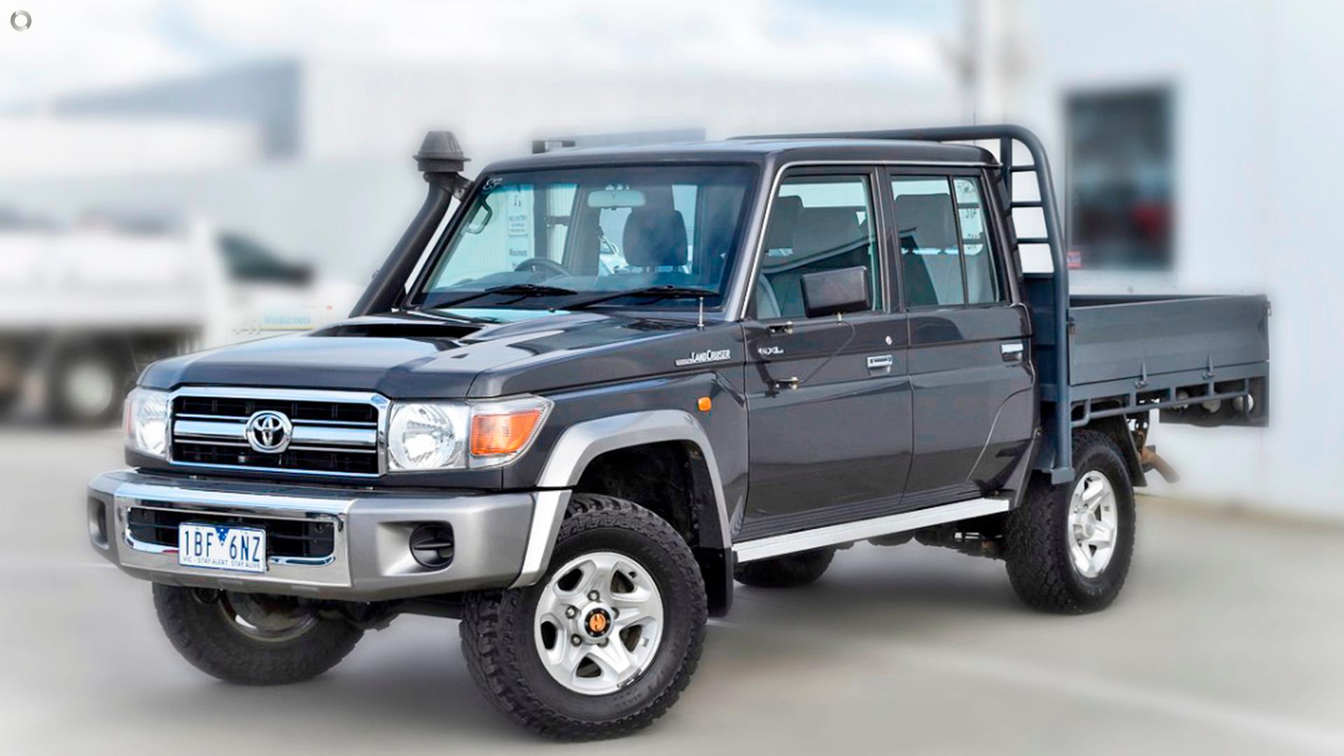 2014 Toyota Landcruiser VDJ79R