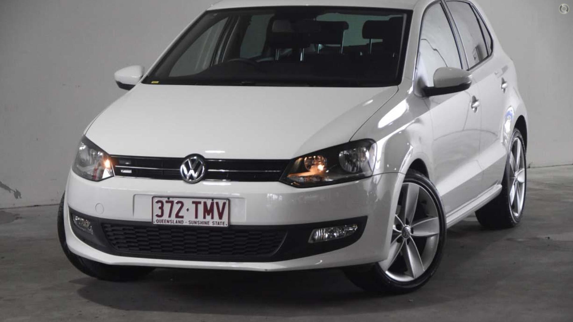 2013 Volkswagen Polo 77TSI Comfortline 6R