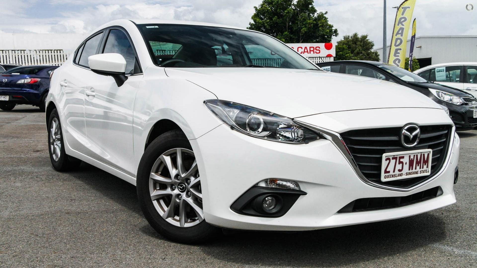 2016 Mazda 6 GJ Series 2