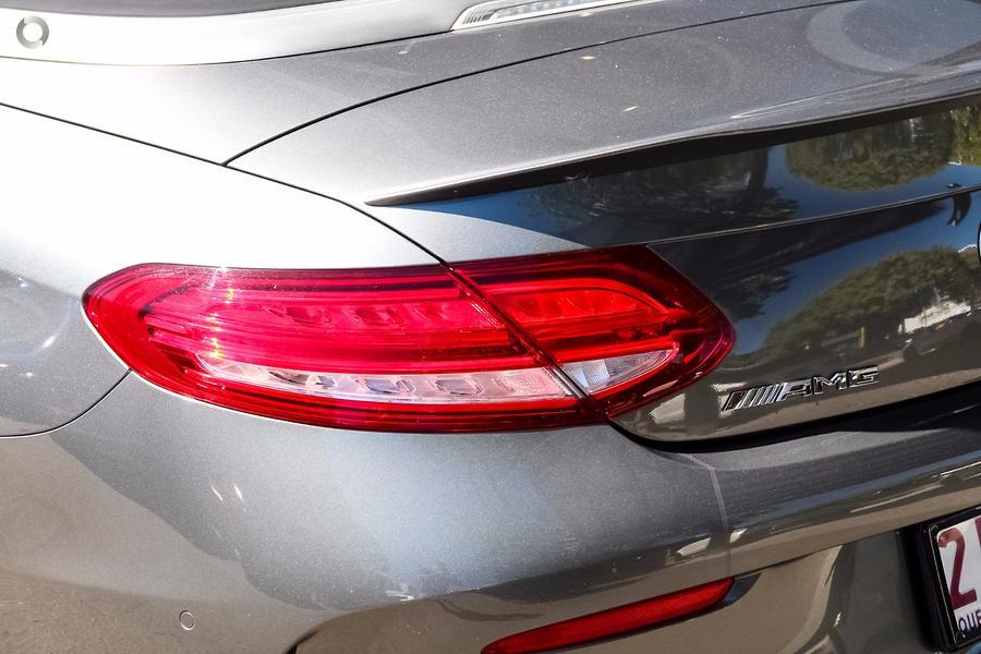 2016 Mercedes-Benz C 43 Cabriolet
