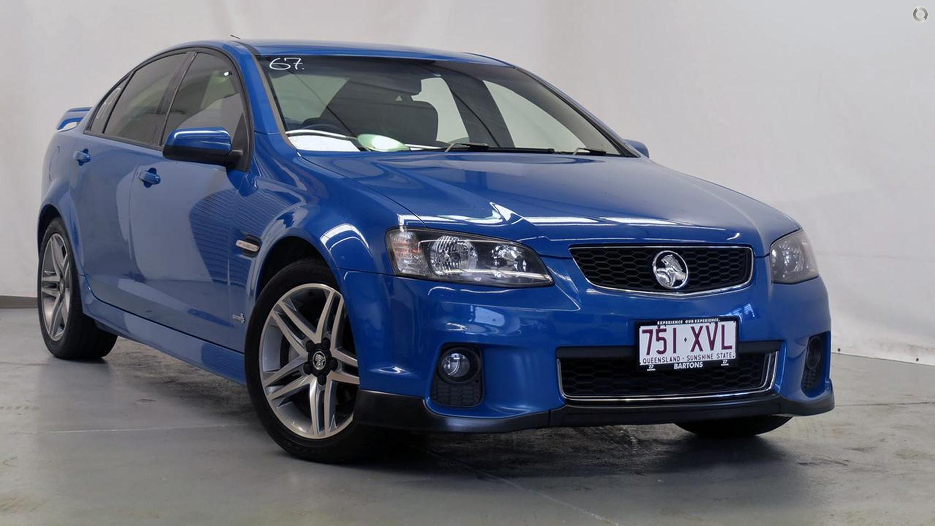 2012 Holden Commodore Sv6