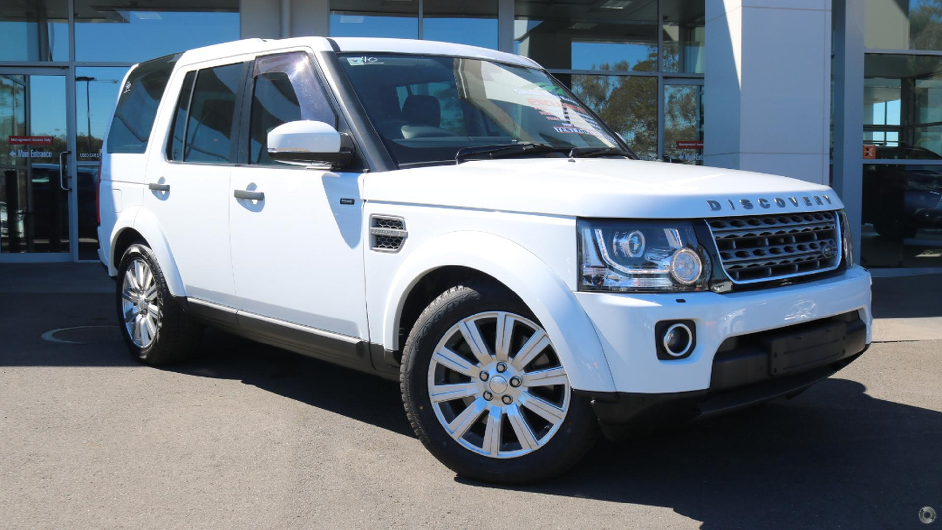 2014 Land Rover Discovery Tdv6