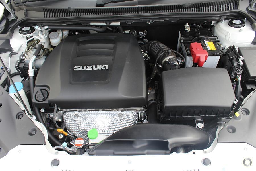 2016 Suzuki Kizashi Sport Touring FR