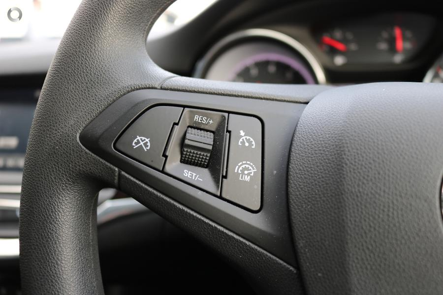 2017 Holden Astra R BK