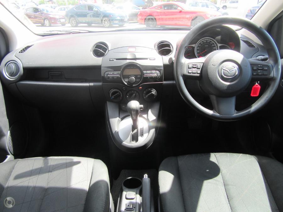 2014 Mazda 2 Neo Sport DE Series 2