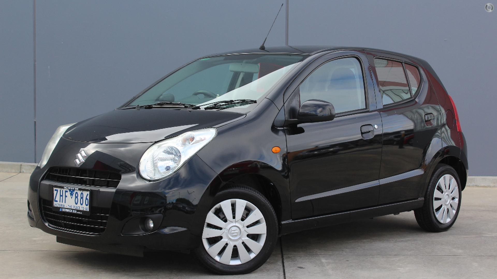 2012 Suzuki Alto GL GF
