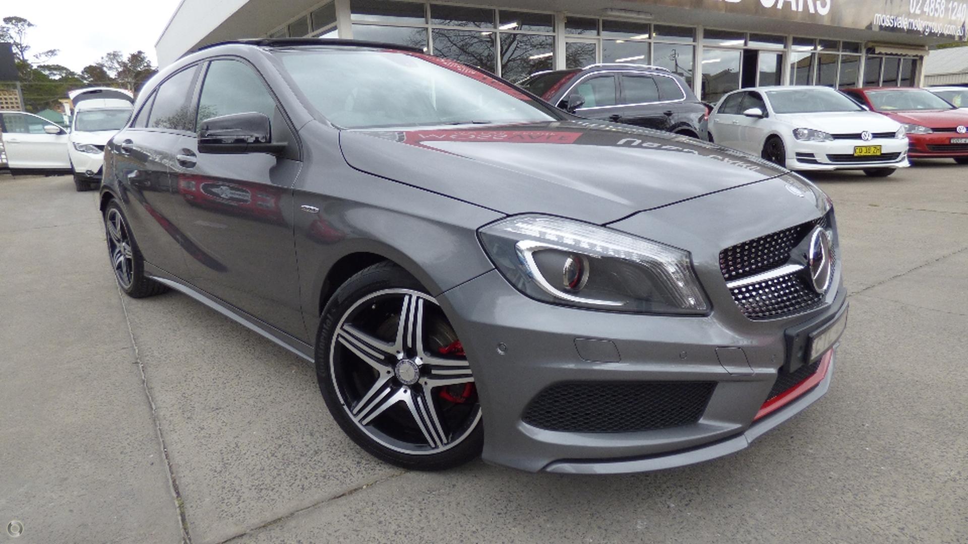 2014 Mercedes-benz A250 Sport