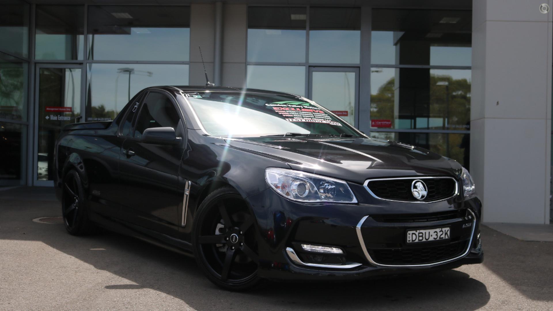 2015 Holden Ute VF Series II
