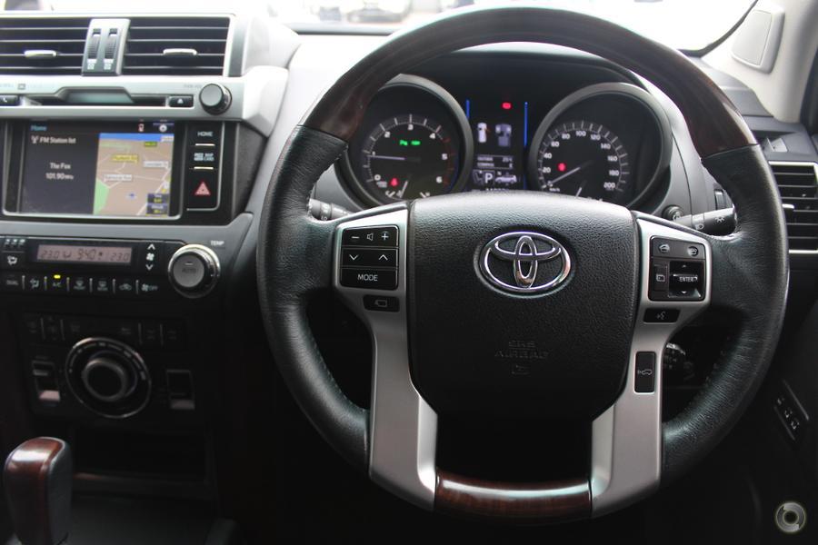 2015 Toyota Landcruiser Prado Kakadu KDJ150R