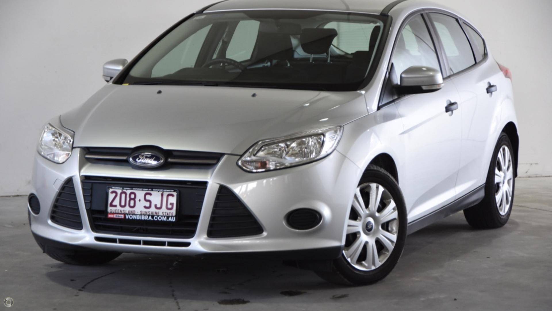 2012 Ford Focus LW