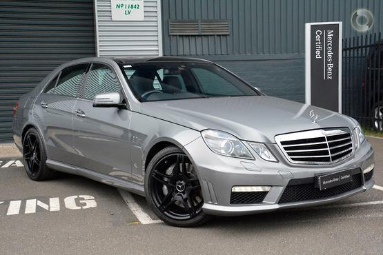 2009 Mercedes-Benz <br>E 63