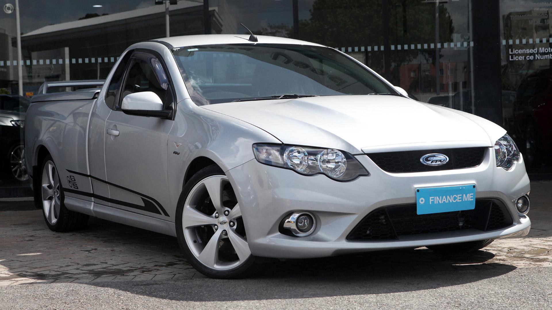 2011 Ford Performance Vehicles GS FG MK II