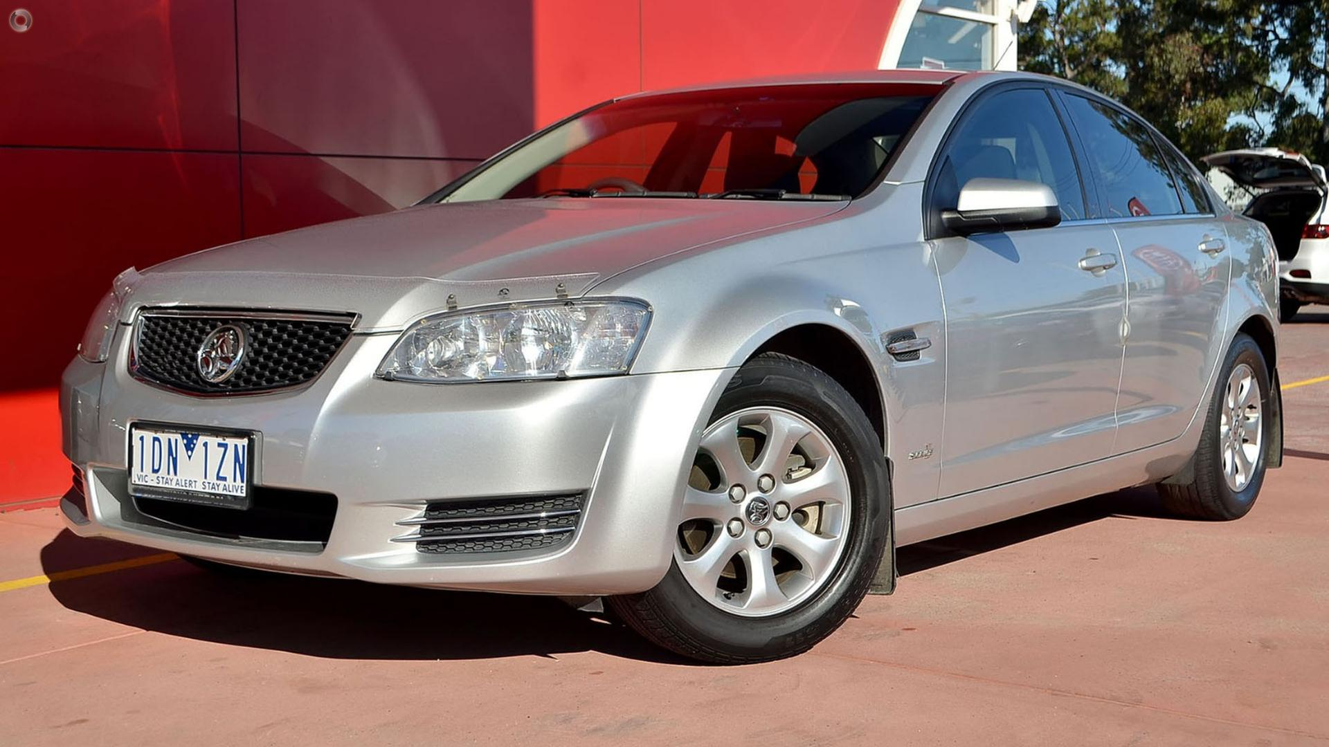 2012 Holden Commodore VE Series II