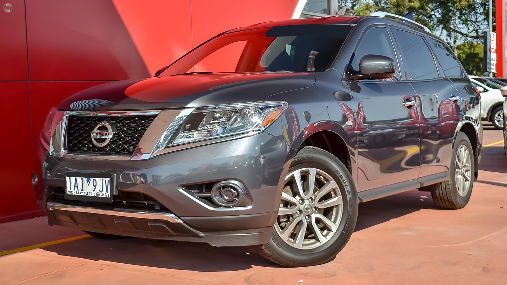 2013 Nissan Pathfinder R52