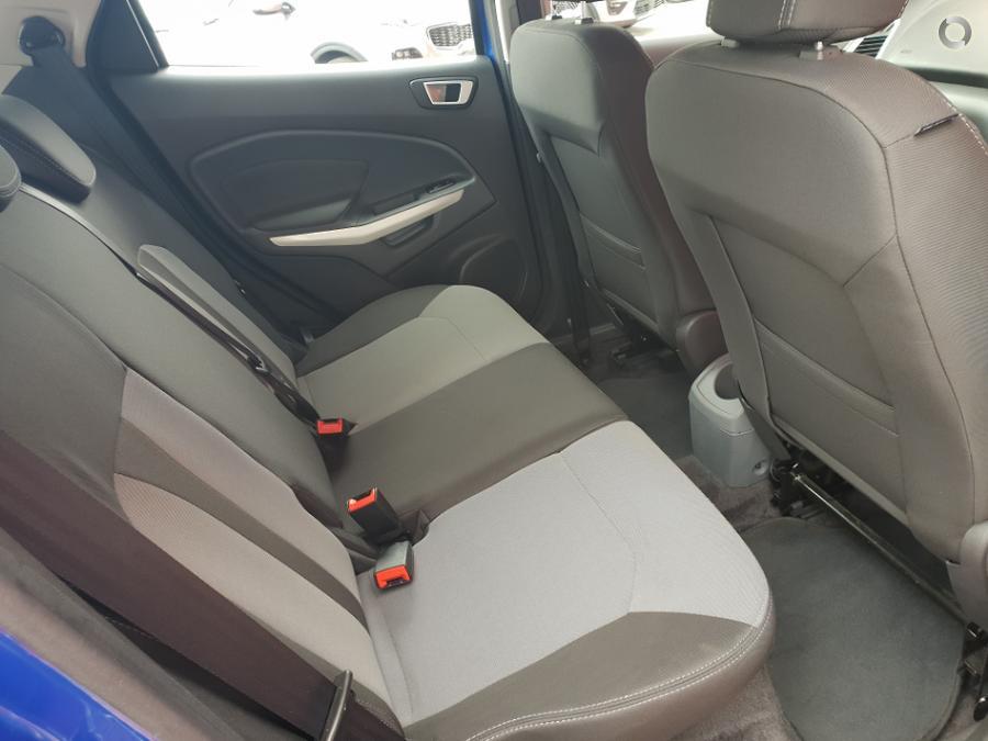 2016 Ford Ecosport Ambiente BK