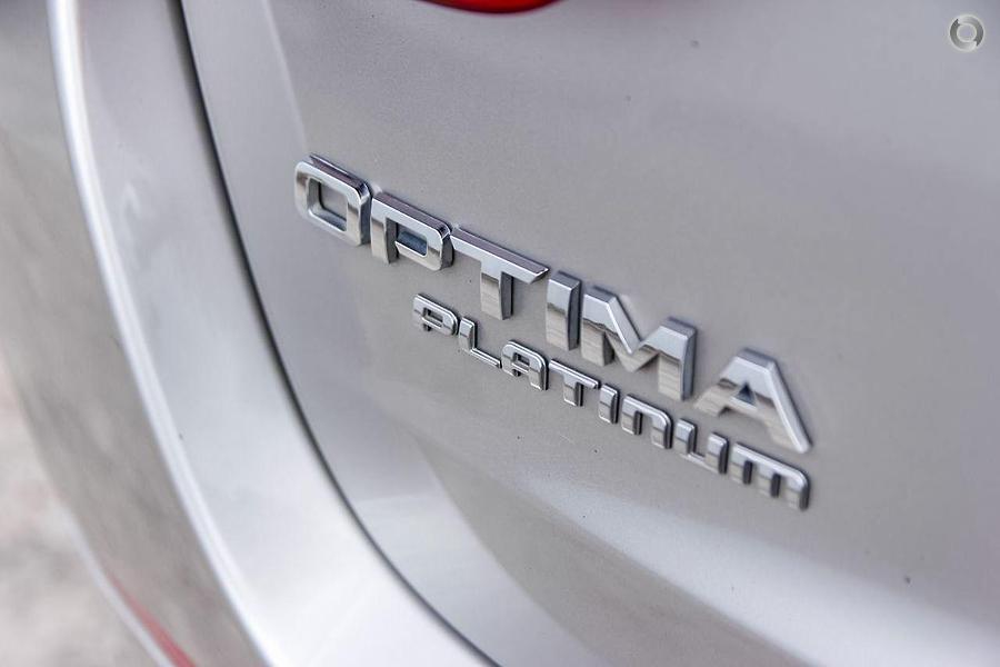 2014 Kia Optima Platinum TF