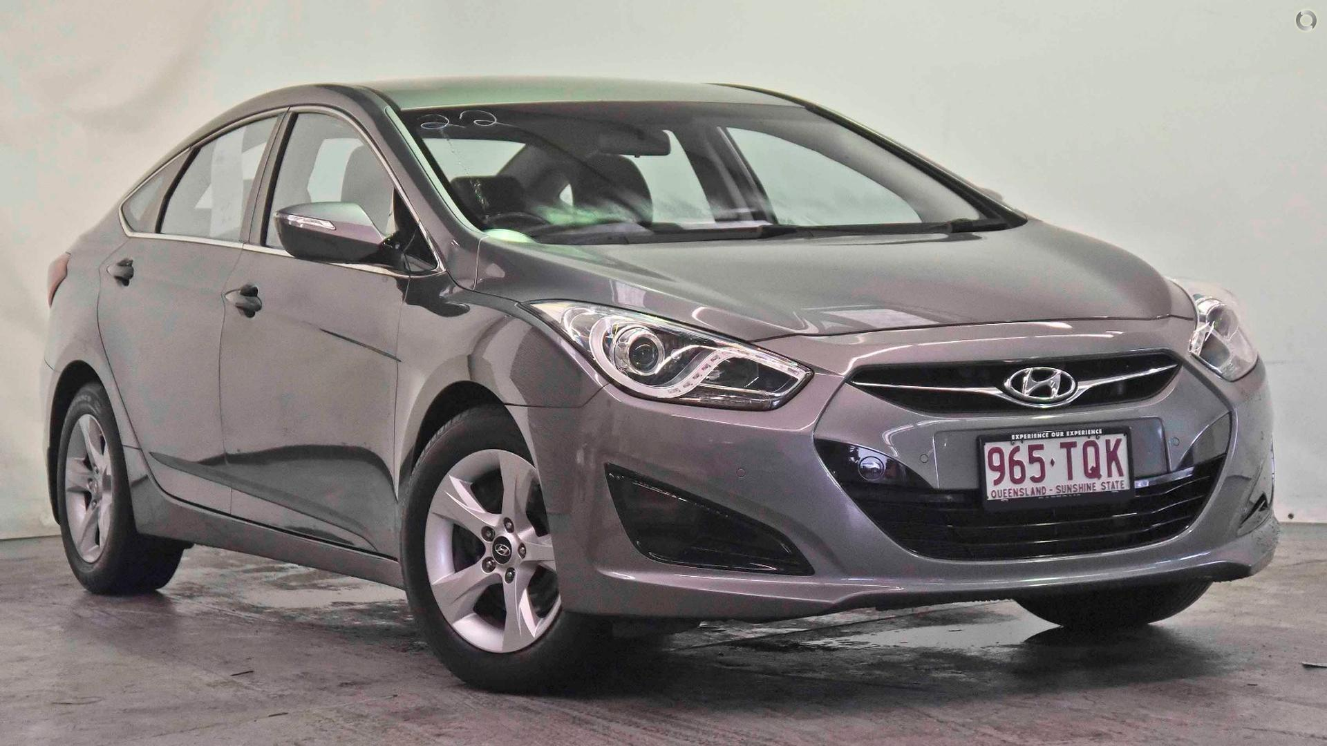2014 Hyundai I40 Active