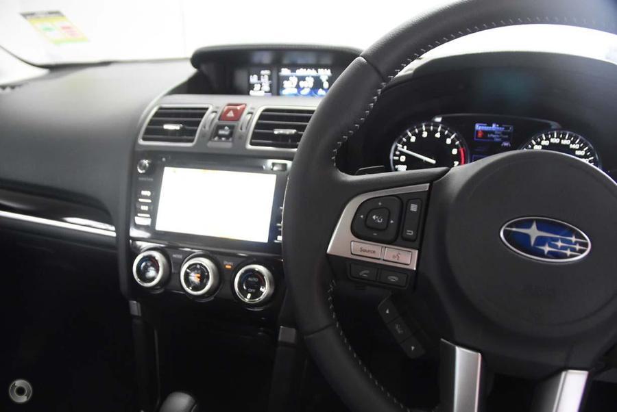 2017 Subaru Forester 2.5i-S S4