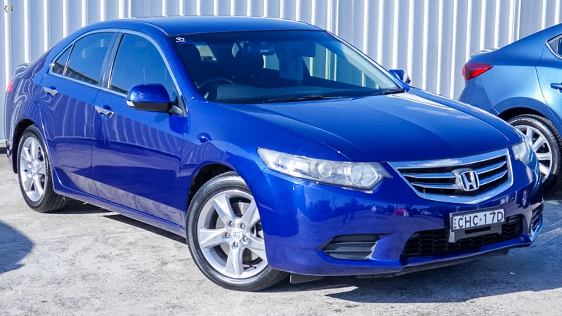 2012 Honda Accord Euro 8th Gen
