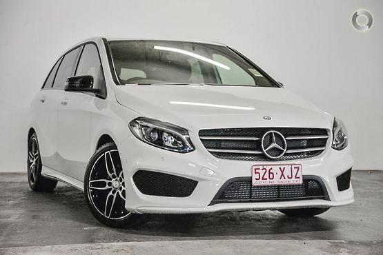 2017 Mercedes-Benz <br>B 180