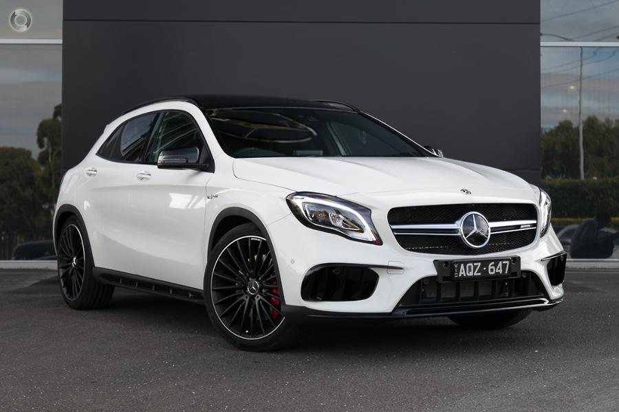 2017 Mercedes-Benz GLA 45 Wagon