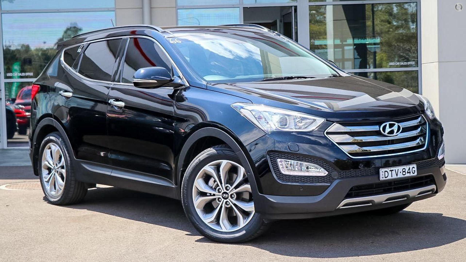 2014 Hyundai Santa Fe DM2