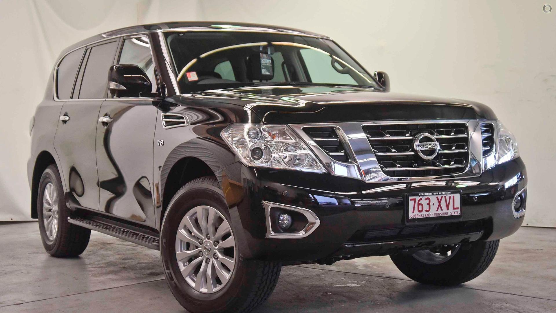 2018 Nissan Patrol Ti