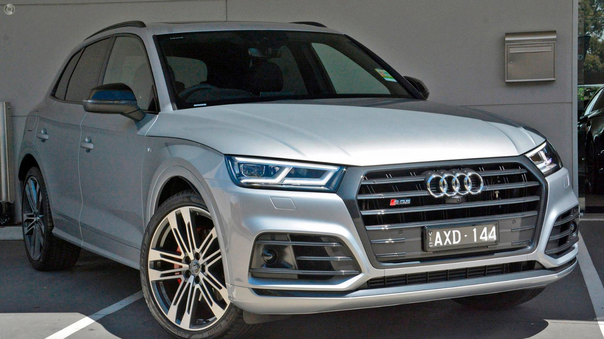 2017 Audi SQ5 FY