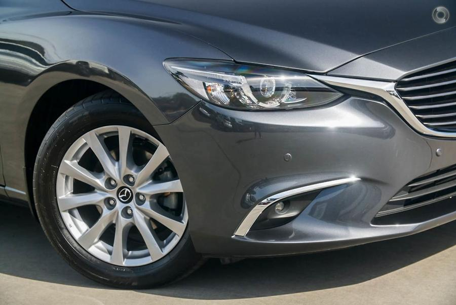 2016 Mazda 6 Touring GJ Series 2
