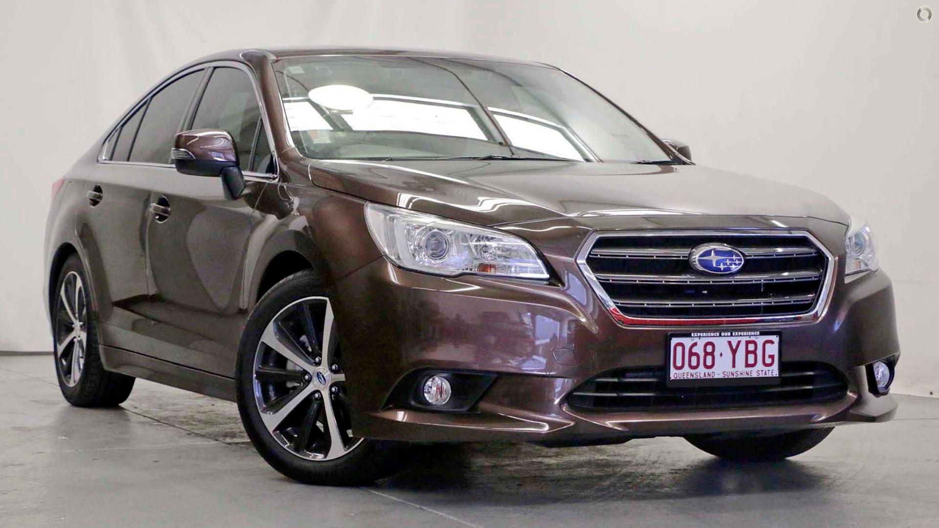 2017 Subaru Liberty 2.5i