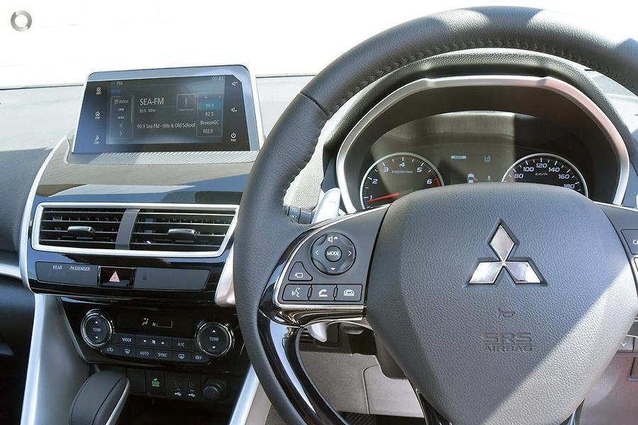2017 Mitsubishi Eclipse Cross Exceed YA