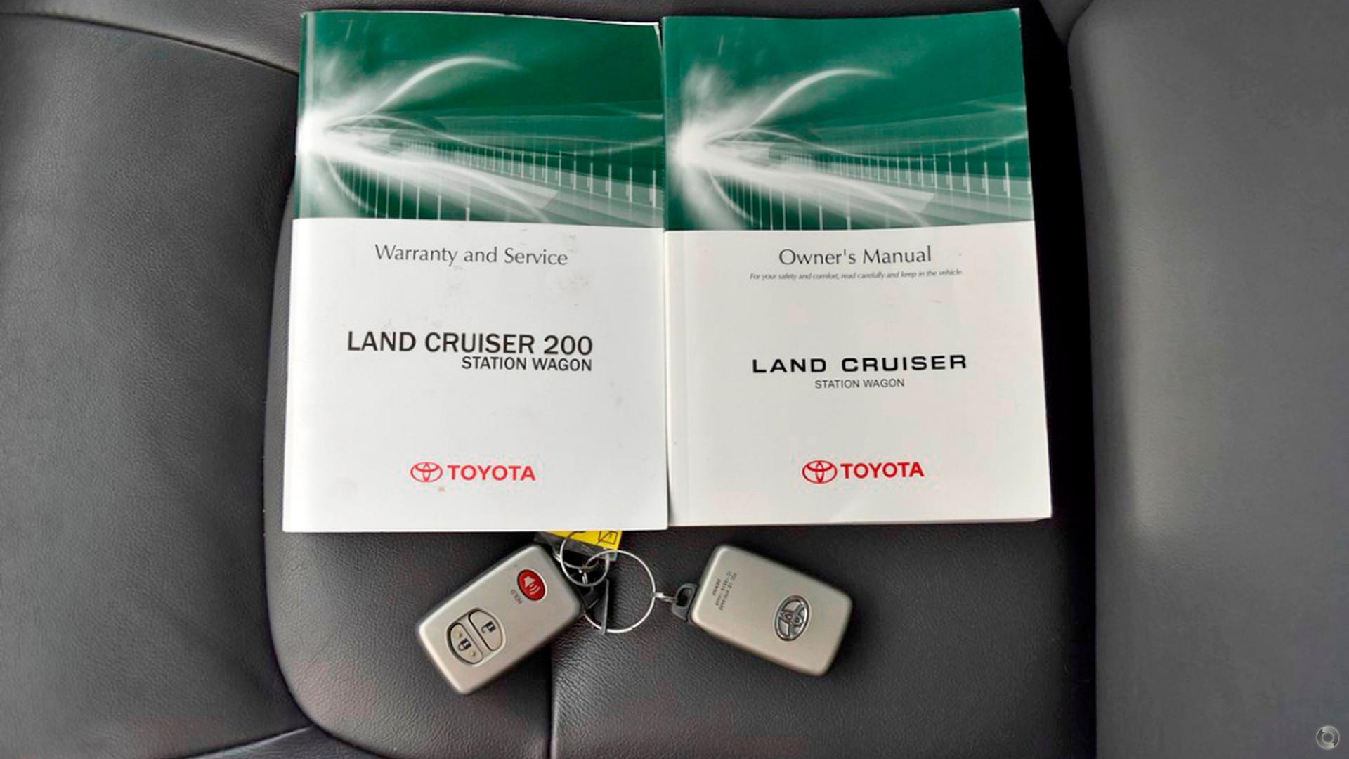 2010 Toyota Landcruiser VX VDJ200R