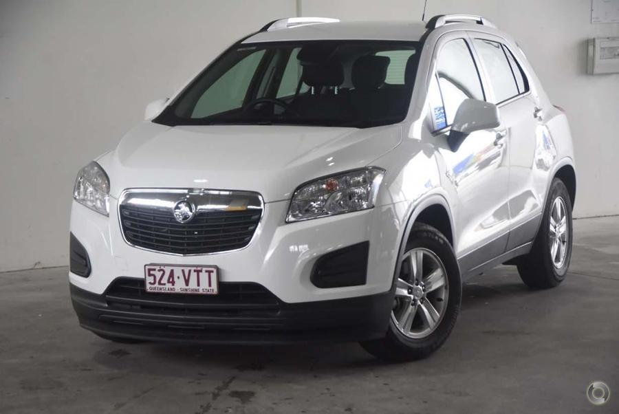 2015 Holden Trax LS TJ