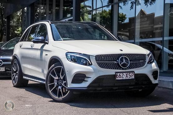 2017 Mercedes-Benz <br>GLC 43