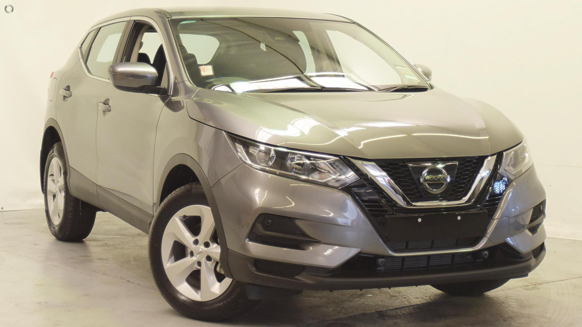 2017 Nissan Qashqai St
