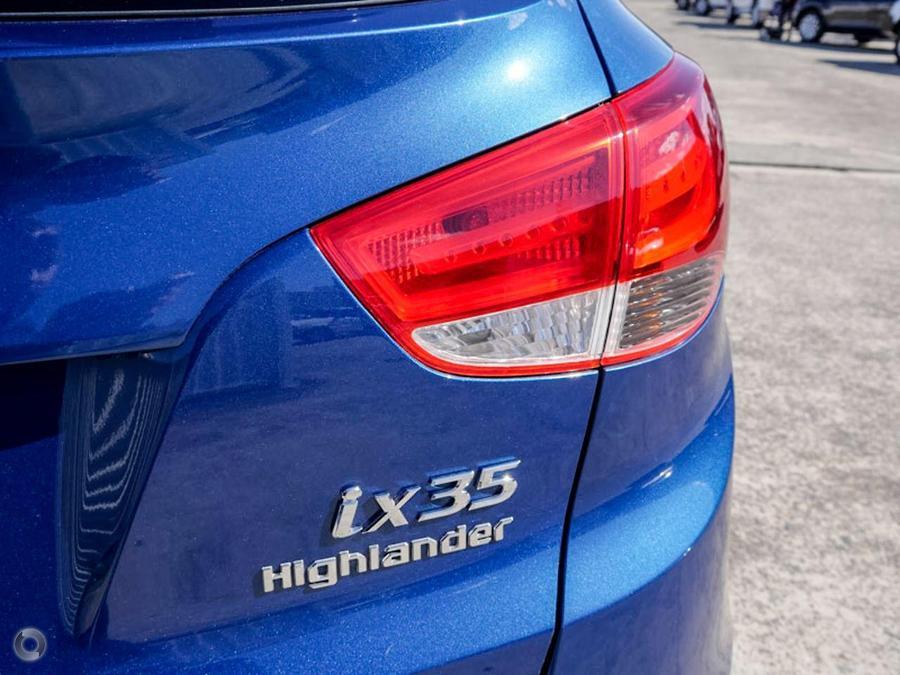 2012 Hyundai Ix35 Highlander LM